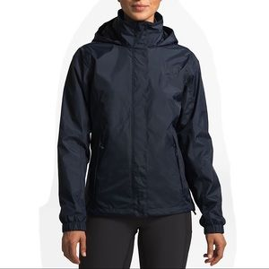 Women's The North Face Resolve 2 Jacket Navy